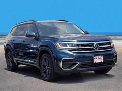 2021 Volkswagen Atlas 3.6L V6 SE w/Technology R-Line SUV