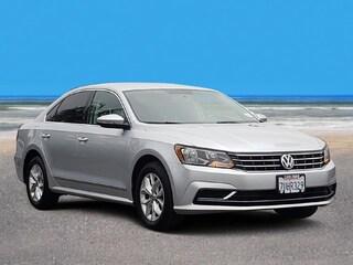 2016 Volkswagen Passat 1.8T S Sedan
