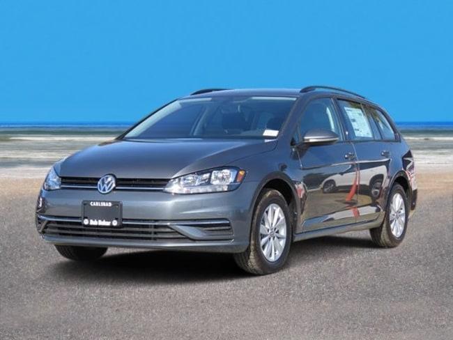 2019 Volkswagen Golf SportWagen 1.4T S Wagon