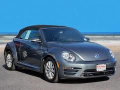 2018 Volkswagen Beetle Convertible S S Auto