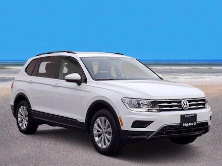 2020 Volkswagen Tiguan S S 2.0T FWD