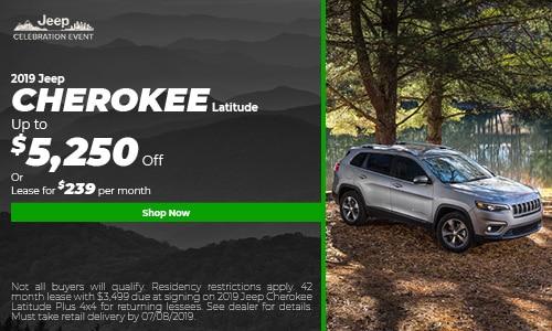 June | Cherokee