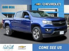 2017 Chevrolet Colorado LT Truck Crew Cab