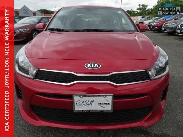 Bob Bell Kia >> Used 2019 Kia Rio For Sale At Bob Bell Kia Vin 3kpa24ab0ke172447