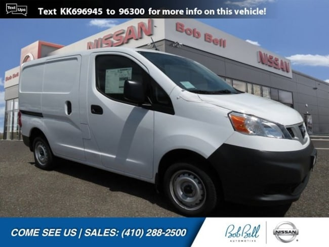 New 2019 Nissan NV200 S Van Compact Cargo Van in Baltimore