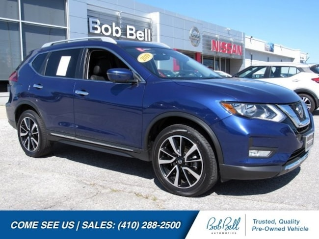 Certified Used 2019 Nissan Rogue SL SUV in Baltimore