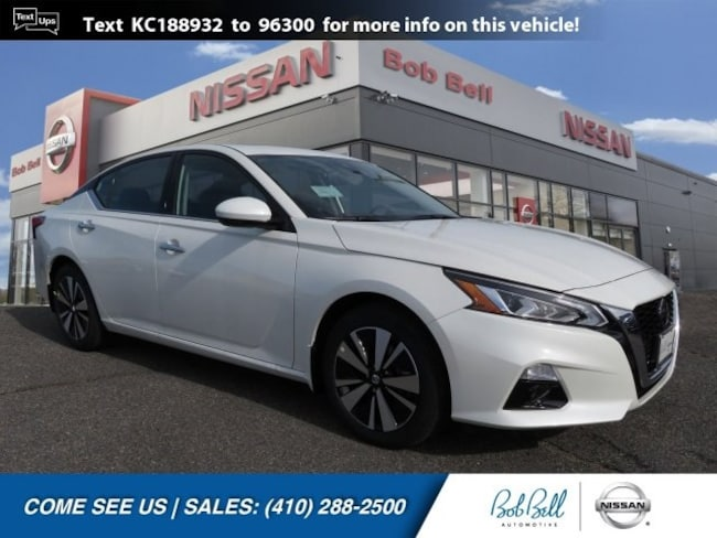 New 2019 Nissan Altima 2.5 SV Sedan in Baltimore