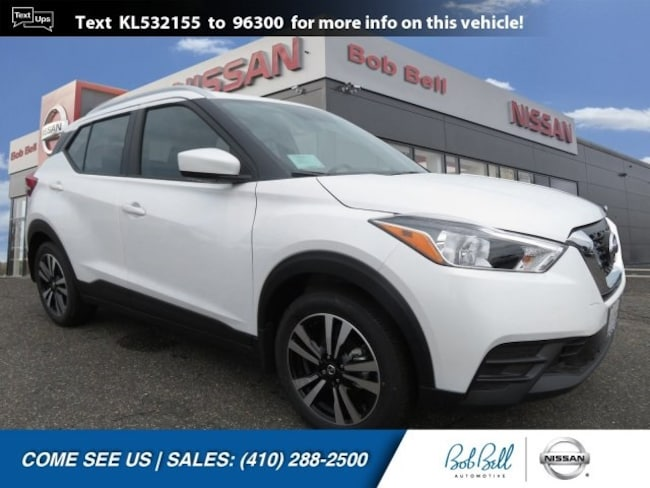 New 2019 Nissan Kicks SV SUV in Baltimore