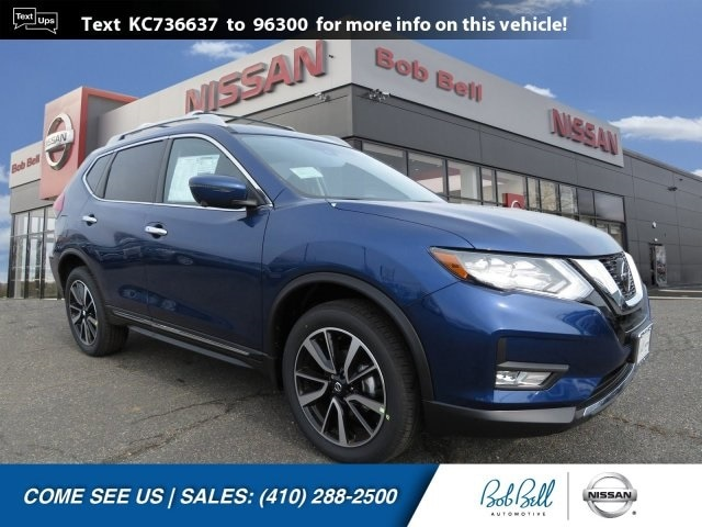 New 2019 Nissan Rogue SL SUV in Baltimore