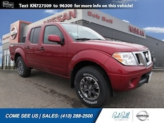 New 2019 Nissan Frontier PRO-4X Truck Crew Cab in Baltimore