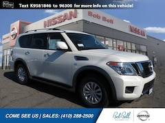 New 2019 Nissan Armada SV SUV in Baltimore