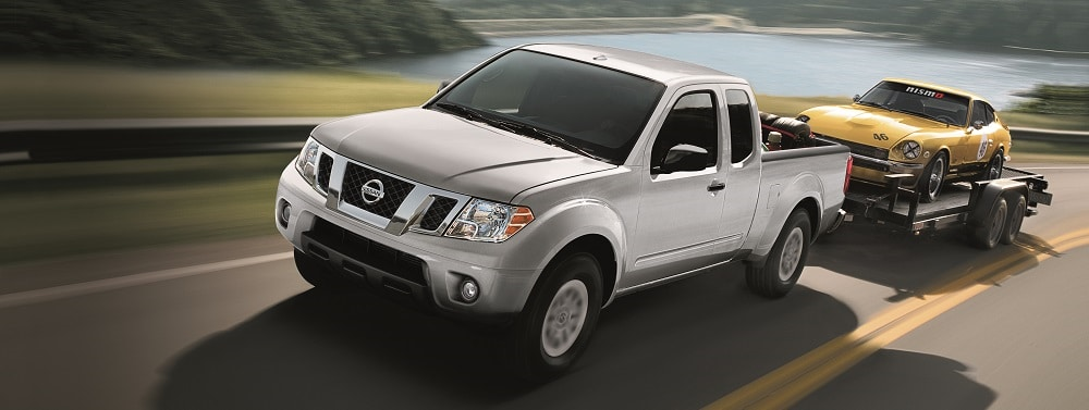 New Nissan Frontier Truck Baltimore