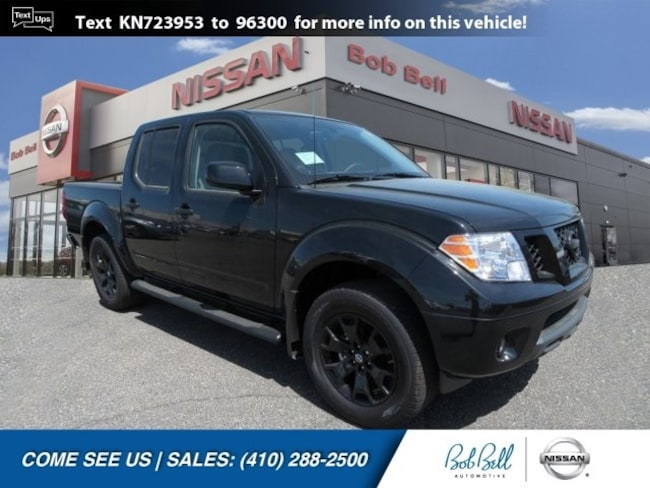 New 2019 Nissan Frontier SV Truck Crew Cab in Baltimore