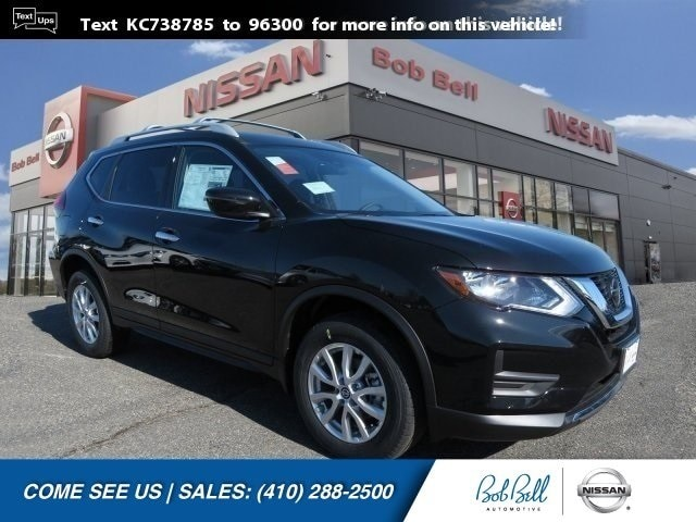 New 2019 Nissan Rogue S SUV in Baltimore
