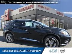 New 2018 Nissan Murano Platinum SUV in Baltimore