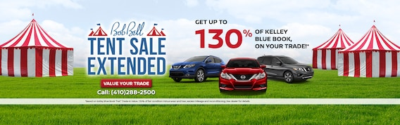 New Nissan and Used Car Dealer Serving Baltimore | Bob Bell
