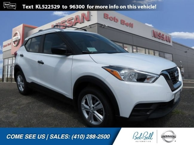 New 2019 Nissan Kicks S SUV in Baltimore