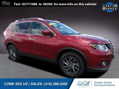 Used 2016 Nissan Rogue SL SUV in Baltimore