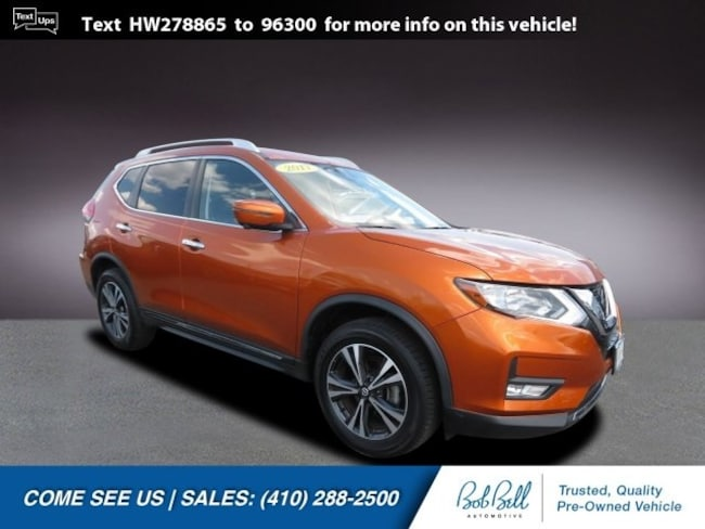 Used 2017 Nissan Rogue SL SUV in Baltimore