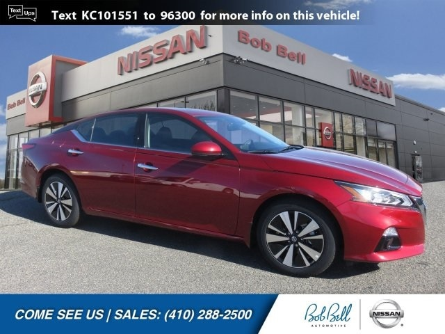 New 2018 Nissan Altima Features in Baltimore   Bob Bell Nissan