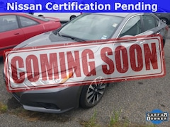 Bargain Used 2018 Nissan Altima 2.5 SV Sedan in Baltimore