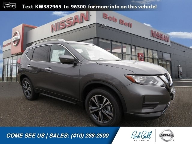 New 2019 Nissan Rogue SV SUV in Baltimore