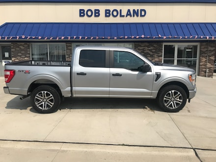 2021 Ford F-150 Crew Cab Short Bed Truck