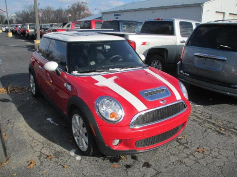 2007 MINI Cooper S Hatchback