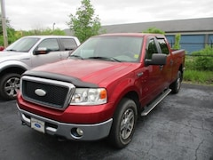 2007 Ford F-150 XLT Crew Cab Short Bed Truck