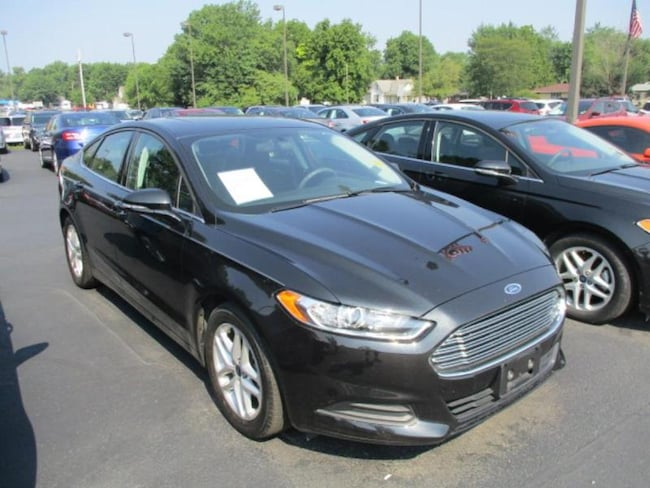 Bob Bowen Ford >> Used 2015 Ford Fusion For Sale At Bob Bowen Ford Inc Vin