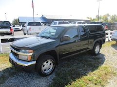 2005 Chevrolet Colorado LS Extended Cab Long Bed Truck