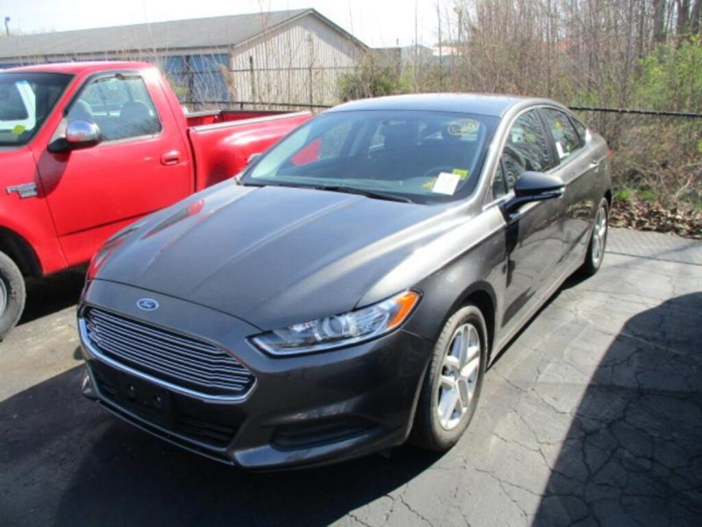 Bob Bowen Ford >> Used 2016 Ford Fusion For Sale At Bob Bowen Ford Inc Vin