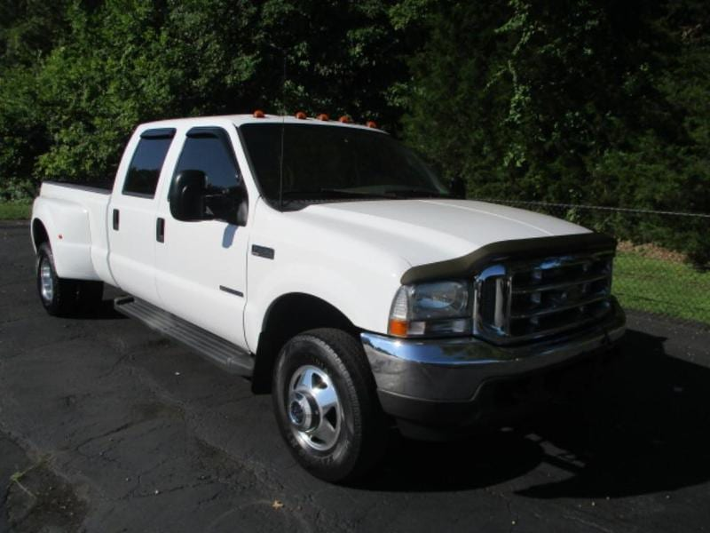 2000 Ford F-350 Lariat Super Duty Crew Cab