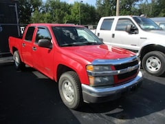 2005 Chevrolet Colorado LS Crew Cab Short Bed Truck