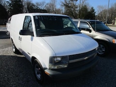 2002 Chevrolet Astro None Van