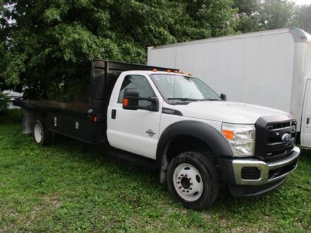 2015 Ford F-550 Chassis Cab XL Chassis Truck