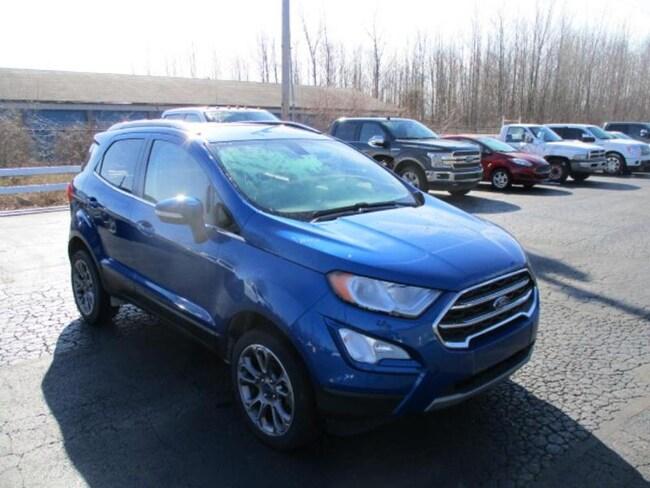 Bob Bowen Ford >> Used 2018 Ford Ecosport For Sale At Bob Bowen Ford Inc