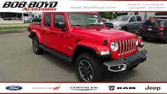 2020 Jeep Gladiator OVERLAND 4X4 Crew Cab 1C6HJTFG5LL138407