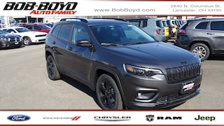 New 2019 Jeep Cherokee ALTITUDE FWD Sport Utility 1C4PJLLX7KD392685 Lancaster