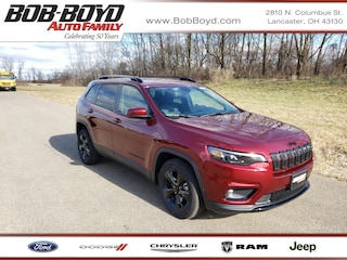 New 2020 Jeep Cherokee ALTITUDE FWD Sport Utility 1C4PJLLB3LD585583 Lancaster