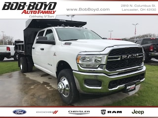 New 2019 Ram 3500 Chassis Cab 3500 TRADESMAN CREW CAB CHASSIS 4X4 172.4 WB Crew Cab 3C7WRTCL1KG553183 Lancaster
