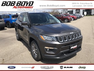 New 2020 Jeep Compass SUN AND SAFETY 4X4 Sport Utility 3C4NJDBB9LT228076 Lancaster