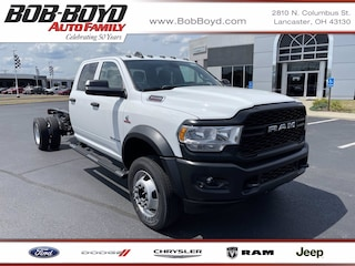 New Commercial 2021 Ram 5500 Chassis Cab 5500 TRADESMAN CHASSIS CREW CAB 4X4 84 CA Crew Cab 3C7WRNFL0MG633973 for sale in Lancaster, OH