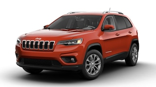 New 2021 Jeep Cherokee LATITUDE LUX FWD Sport Utility 1C4PJLMX8MD120180 Lancaster