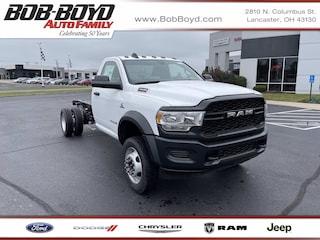 New Commercial 2021 Ram 4500 Chassis Cab 4500 TRADESMAN CHASSIS REGULAR CAB 4X2 84 CA Regular Cab 3C7WRKBL2MG702120 for sale in Lancaster, OH