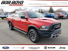 Certified Pre-Owned 2018 Ram 1500 Rebel Truck Crew Cab for sale near you in Lancaster, OH