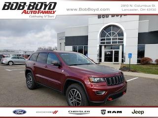 New 2020 Jeep Grand Cherokee TRAILHAWK 4X4 Sport Utility 1C4RJFLT2LC135657 Lancaster