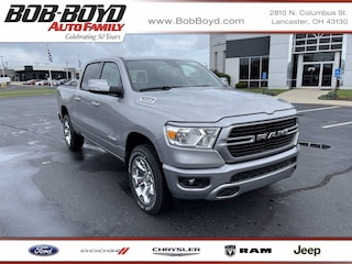 New Commercial 2021 Ram 1500 BIG HORN CREW CAB 4X4 5'7 BOX Crew Cab 1C6SRFFT9MN780468 for sale in Lancaster, OH