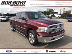 Used 2017 Ram 1500 Big Horn Big Horn 4x4 Crew Cab 64 Box for sale in Lancaster, OH