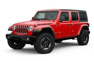 New 2020 Jeep Wrangler UNLIMITED RUBICON 4X4 Sport Utility 1C4HJXFN1LW338973 Lancaster